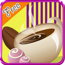 Café Coffee Maker - Coffee Shop Games Free from Play Ink Studio