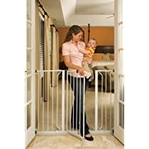 Extra Wide Retractable Baby Gate Baby Gates For Large