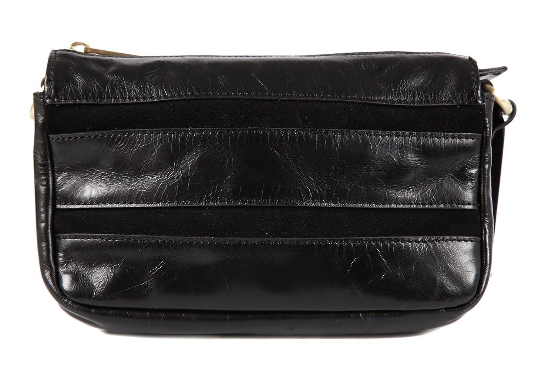 Calvin Klein Langley Leather Shoulder Bag 4