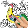 Coloring Expert: A Free Coloring Book for kids and adults alike