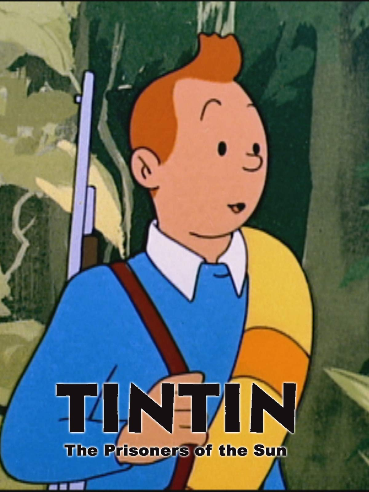 Watch Tintin and the Prisoners of the Sun on Amazon Prime Instant Video UK