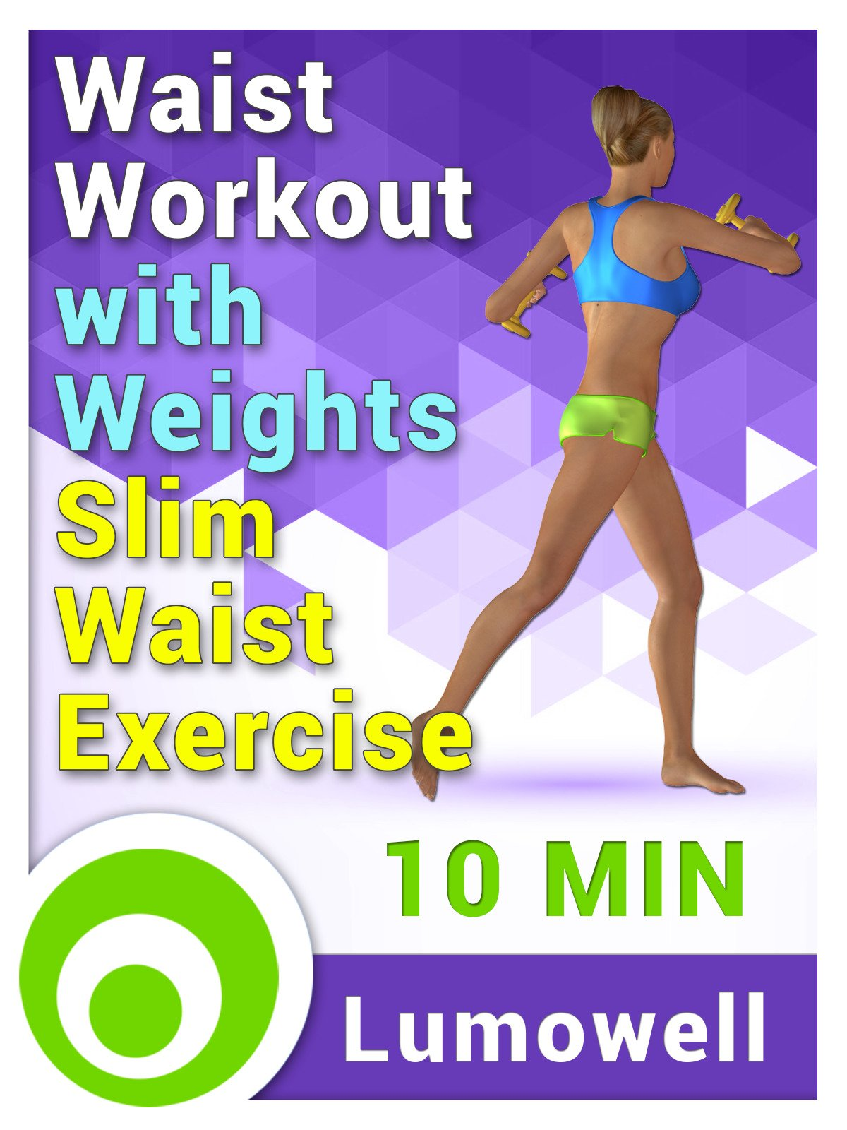 Waist Workout with Weights
