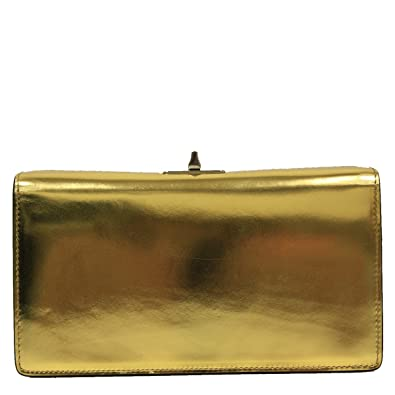 prada bag collections - prada yellow clutch bag