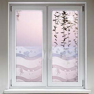 Artefact® Dekofolie / Fensterfolie Sealife   Selbstklebend   verschiedene Größen  BaumarktRezension
