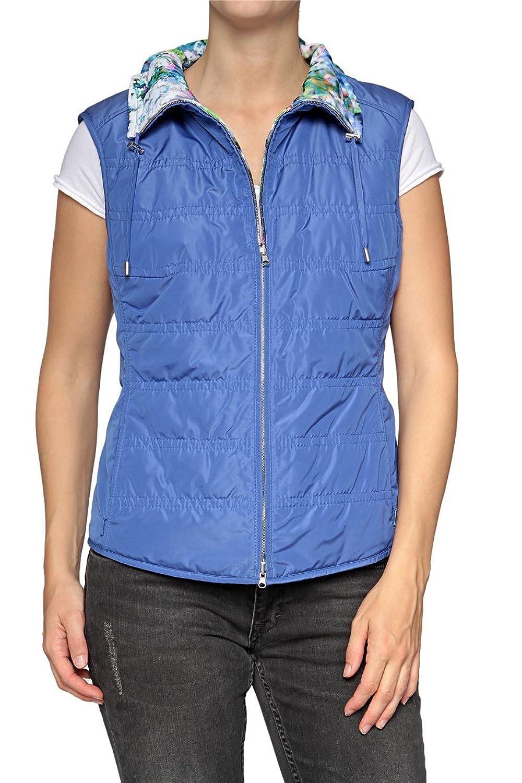 Basler Damen Weste Wendeweste FLORIDA, Farbe: Blau günstig kaufen