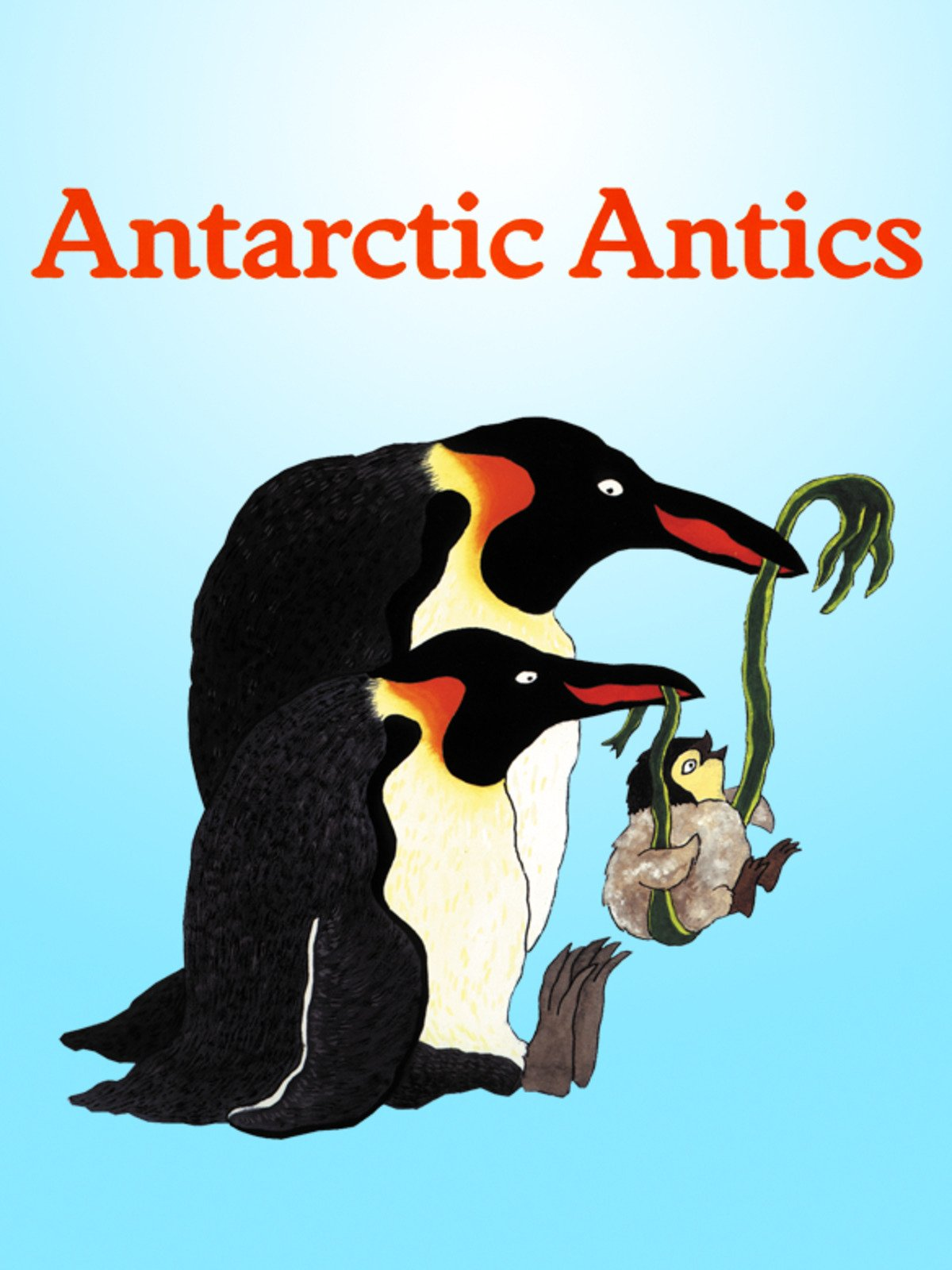 Antarctic Antics
