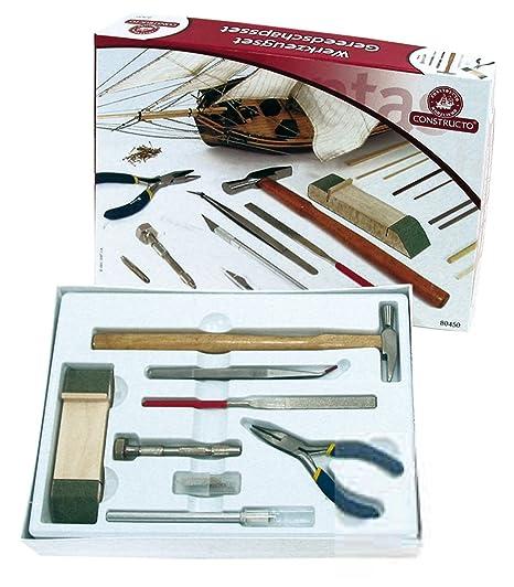 Kit 8 accessoires pour maquettes en bois
