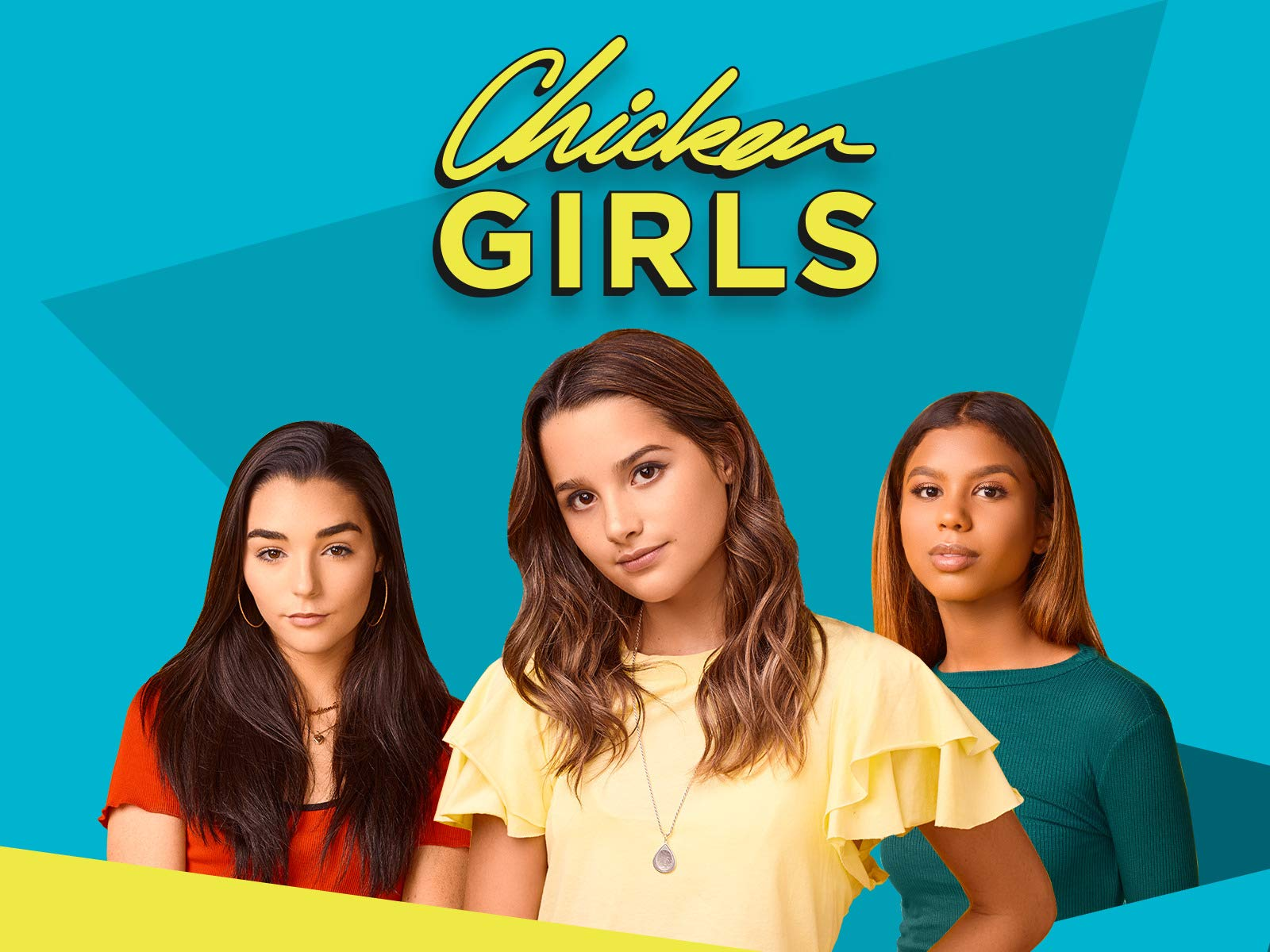 Chicken Girls on Amazon Prime Video UK