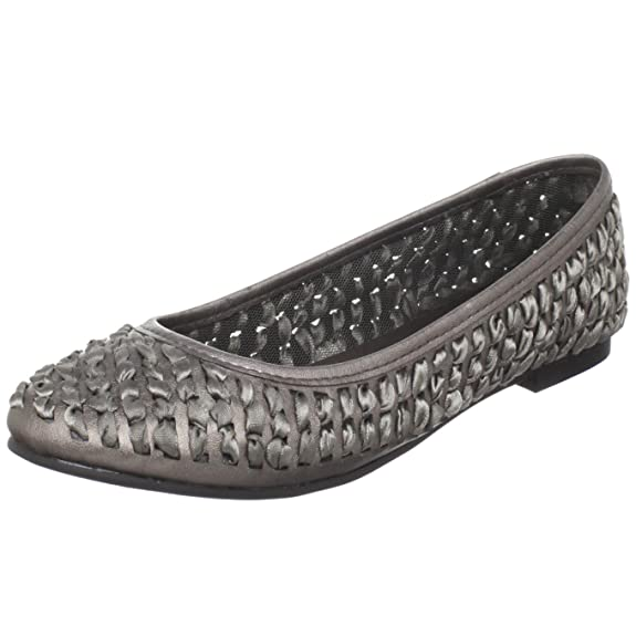 MIA Women's Streamer Slip-On Loafer,Pewter,8 M Us [Apparel] at Sears.com