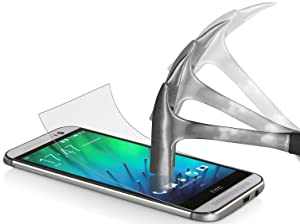 StilGut® protector de pantalla de cristal para el HTC One M8 - Electrónica Más información y revisión del cliente
