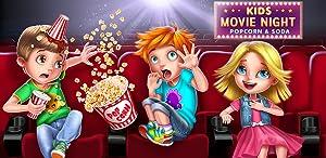 Kids Movie Night - Popcorn & Soda by TabTale LTD