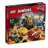 レゴ(LEGO)ジュニア サンダーホローのクレイジー8レース 10744