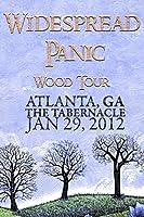 Widespread Panic: Wood Tour - Atlanta, GA The Tabernacle January 29, 2012