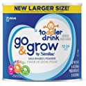 6-Pack Go & Grow By Similac Milk Based Toddler Drink