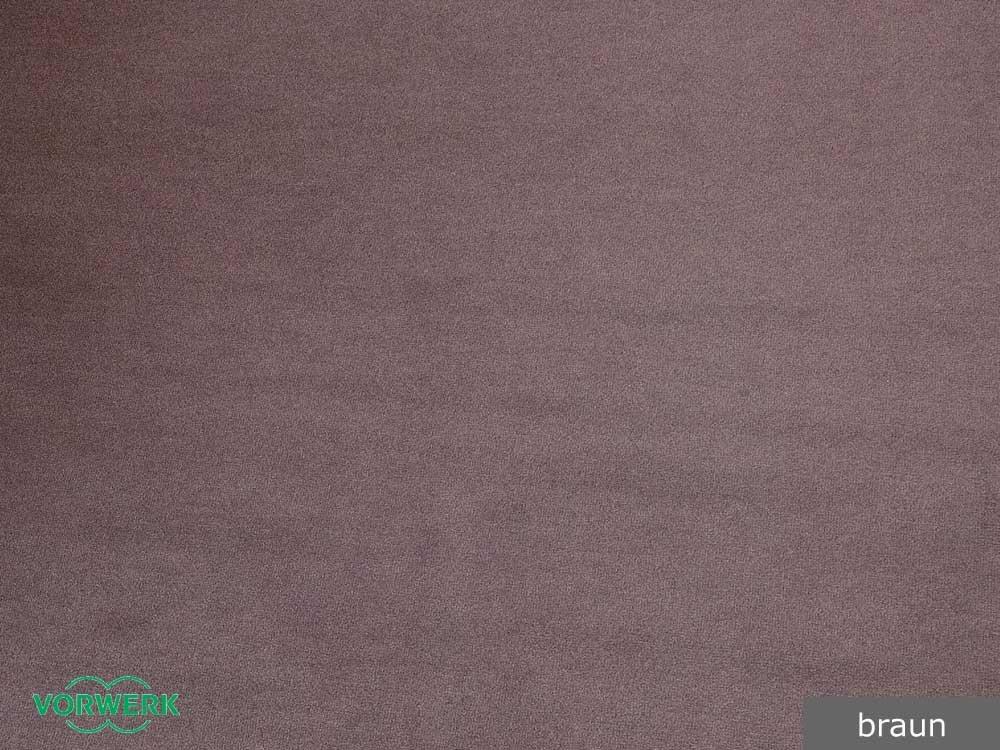 Teppichboden Auslegware Vorwerk Bijou braun 400 x 150 cm 16,95 EUR / m²  BaumarktKundenbewertung und weitere Informationen