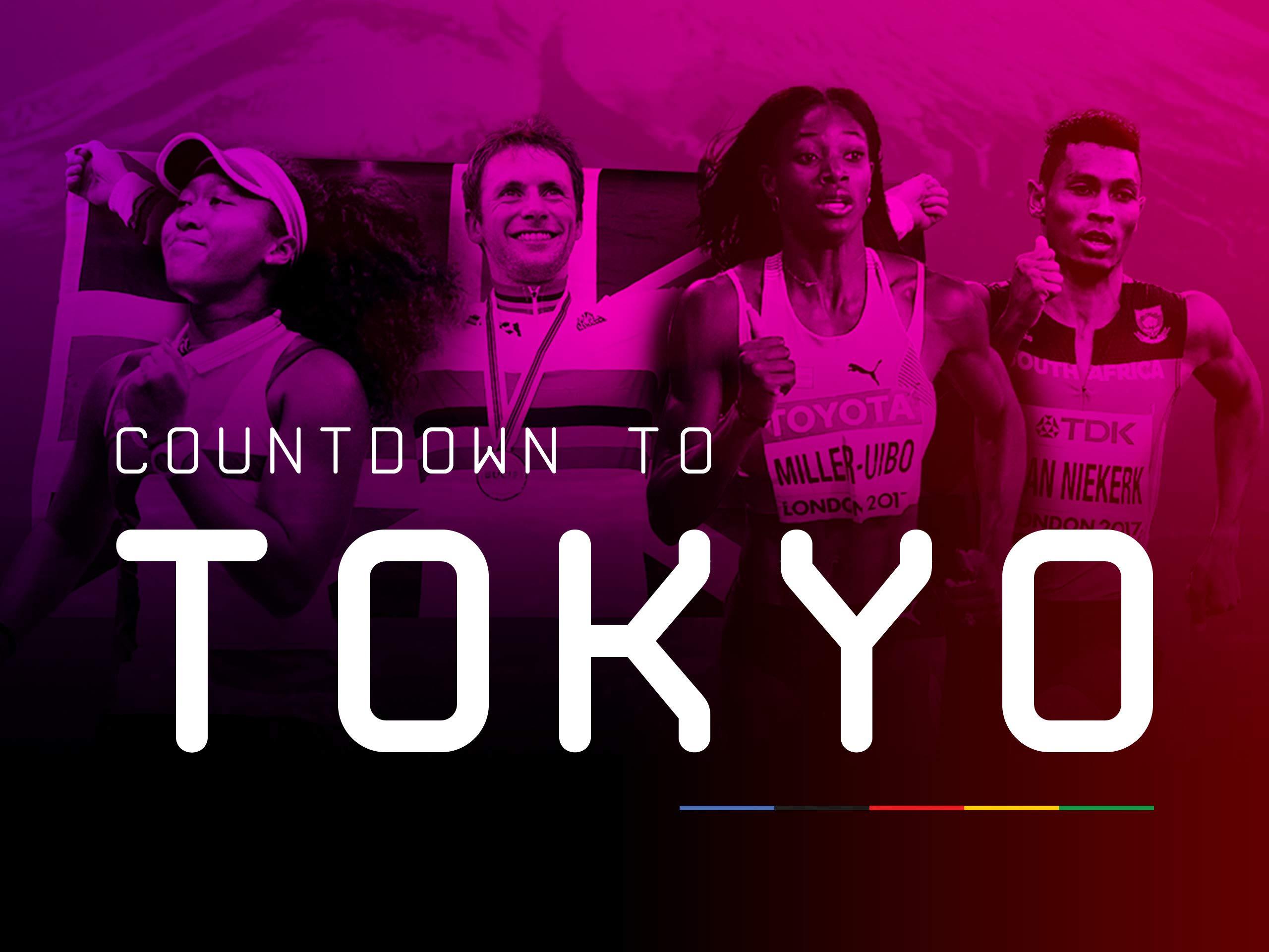Countdown To Tokyo on Amazon Prime Video UK