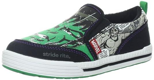 Boys' Newest Stride Rite Hulk Slip-On Athletic Shoe Outlet