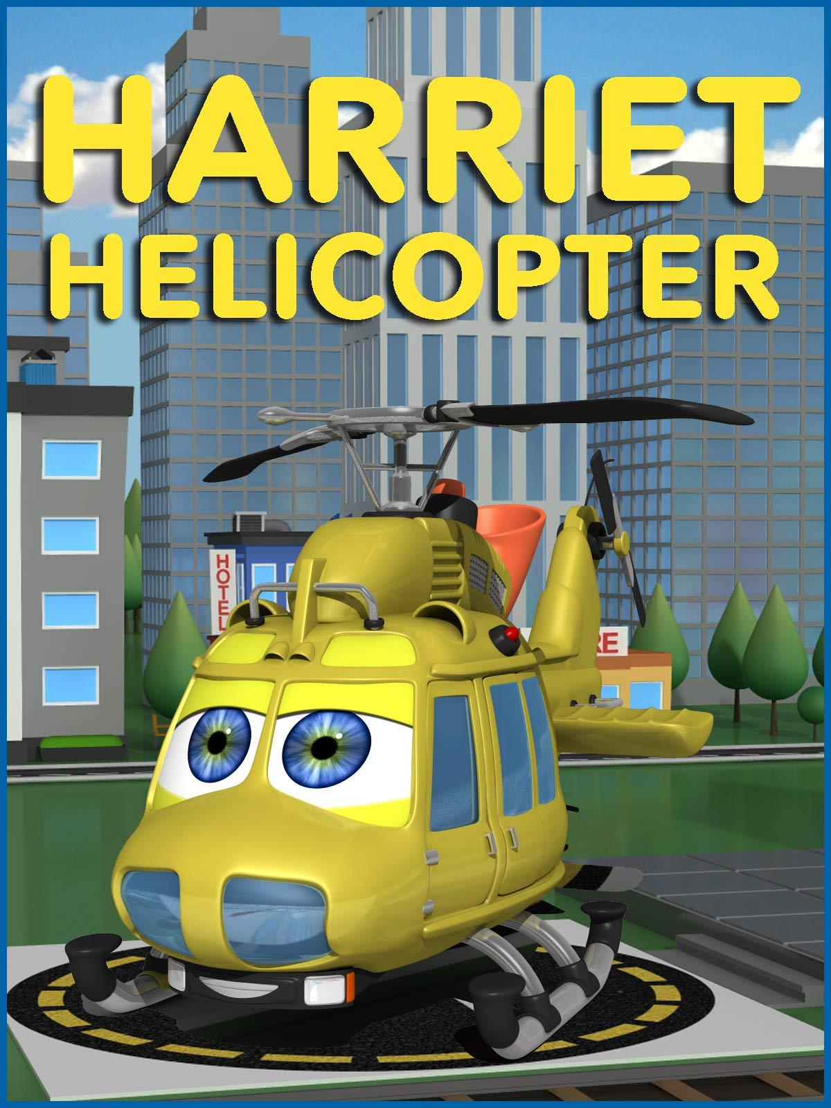 Harriet Helicopter