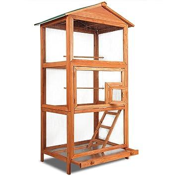 xxl vogelvoliere vogelk fig vogel voliere vogelhaus. Black Bedroom Furniture Sets. Home Design Ideas