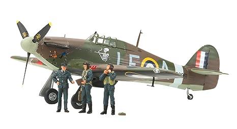 Tamiya - 37011 - Maquette - Hurricane Mk.I - Echelle 1/48