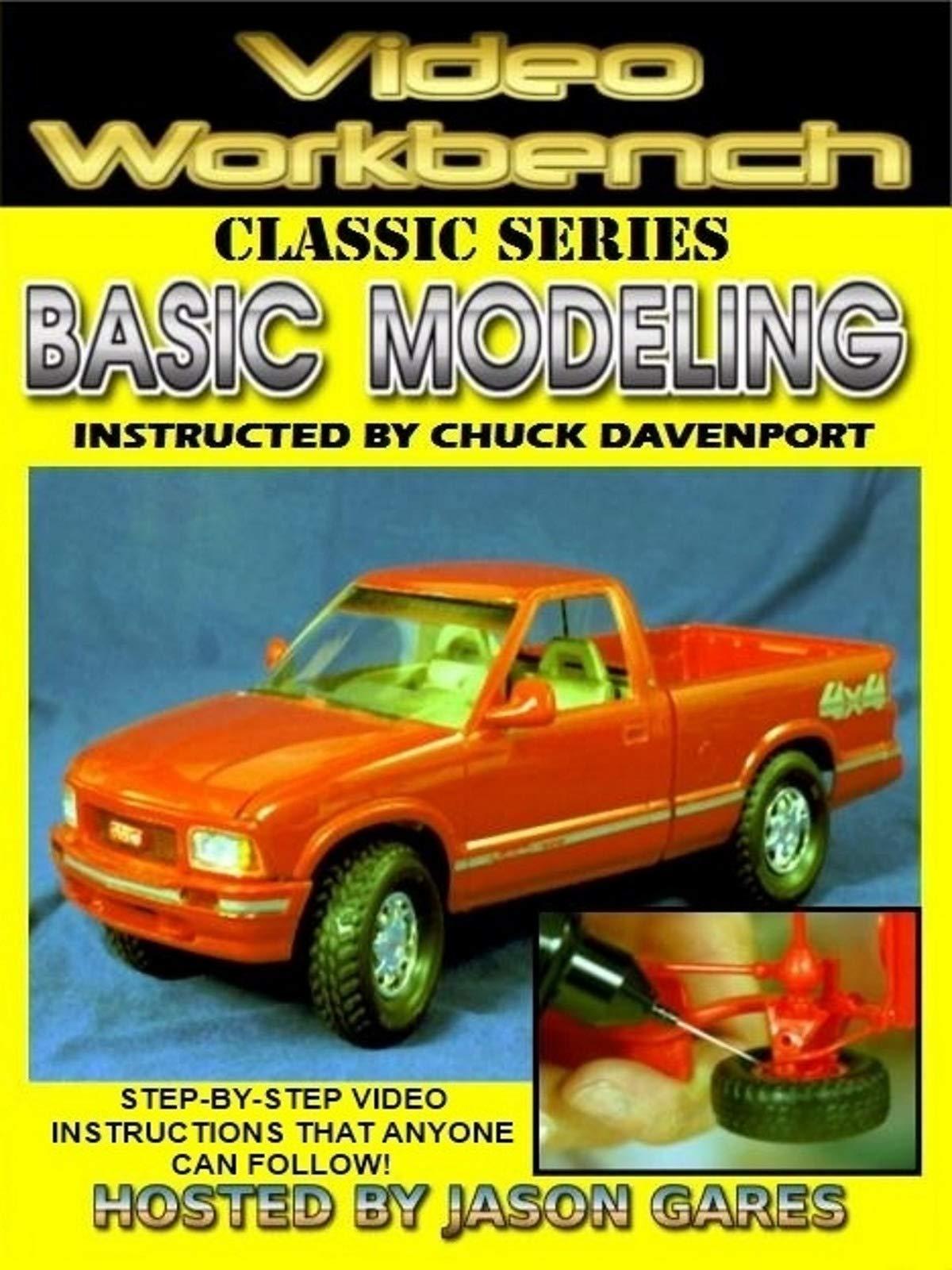 Video Workbench: Basic Modeling