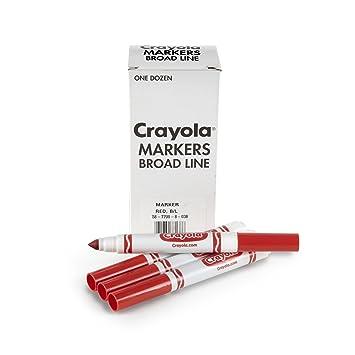 Crayola Markers Bulk
