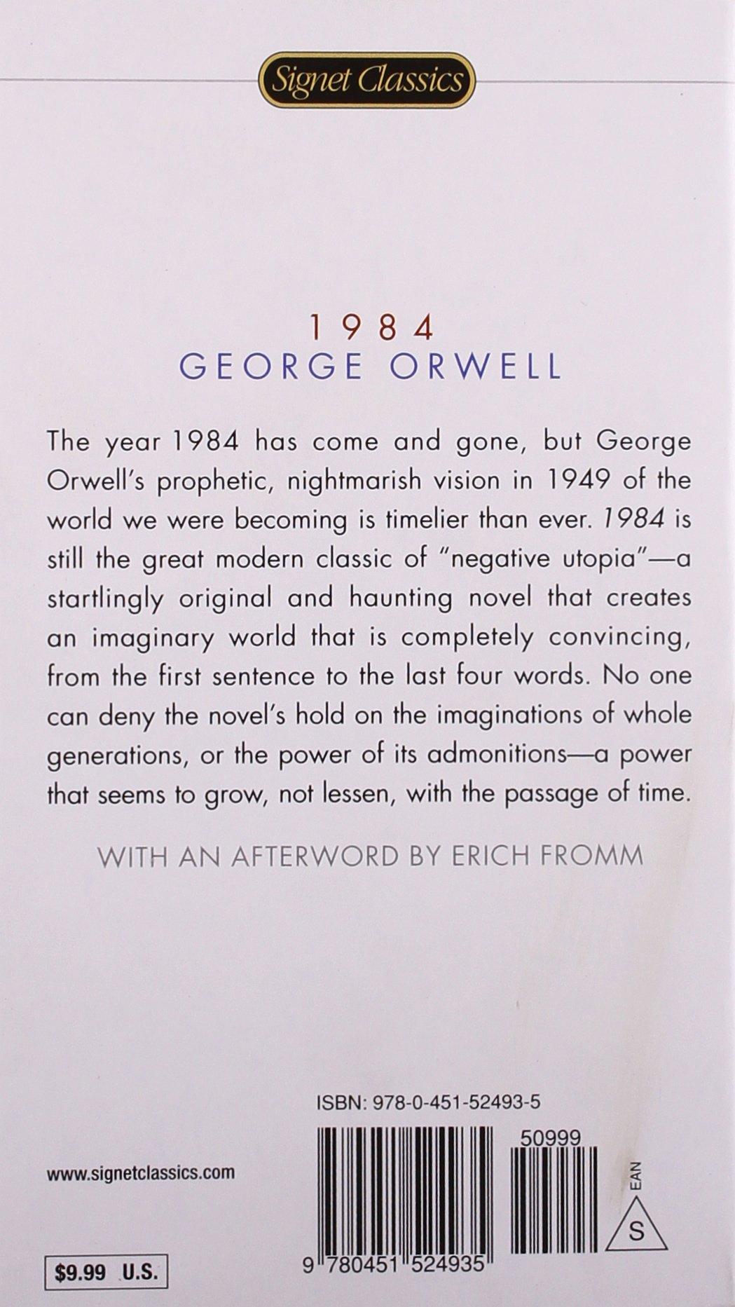 Essays Written By George Orwell