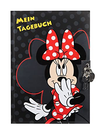 Undercover - Disney journal intime avec cadenas Minnie Mouse