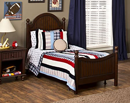Westfield Panel Bed Size: Twin