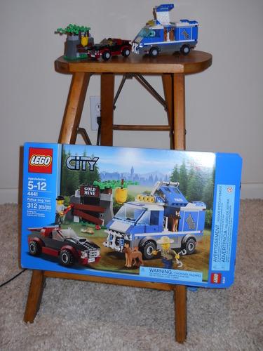 LEGO City Police Dog Van 4441