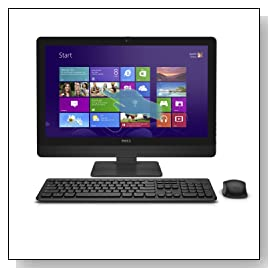 Dell Inspiron i5348-5555BLK 23-Inch Touchscreen All-in-One Desktop Review