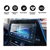 2018 Toyota C-HR Car Navigation Protective Film,RUIYA Clear Tempered Glass HD and Protect your Eyes (8-Inch) (Color: 8-Inch)