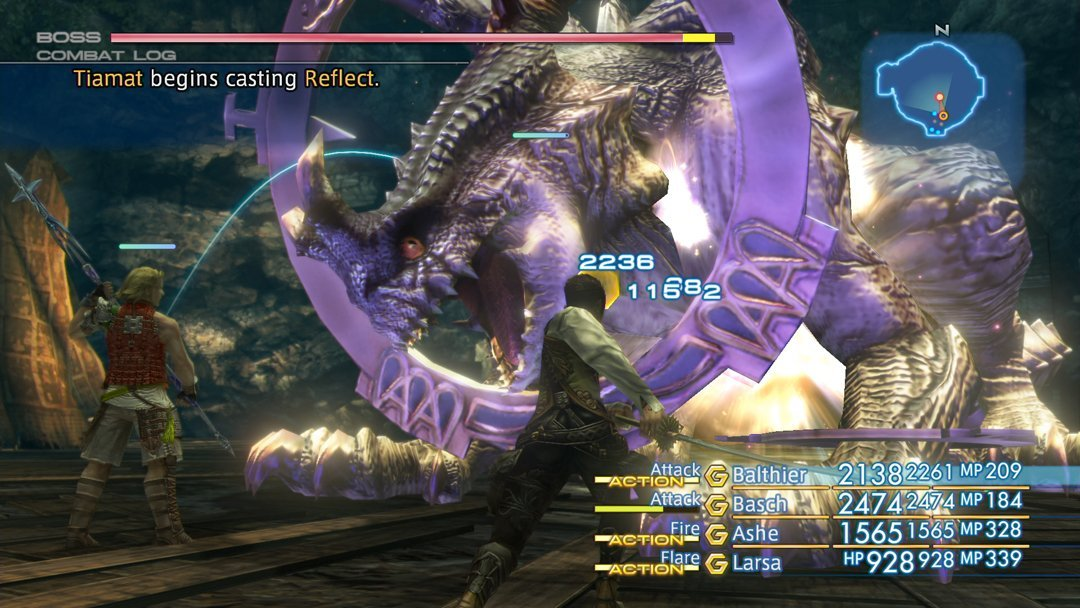 Final Fantasy XII: The Zodiac Age Announced For PS4 4