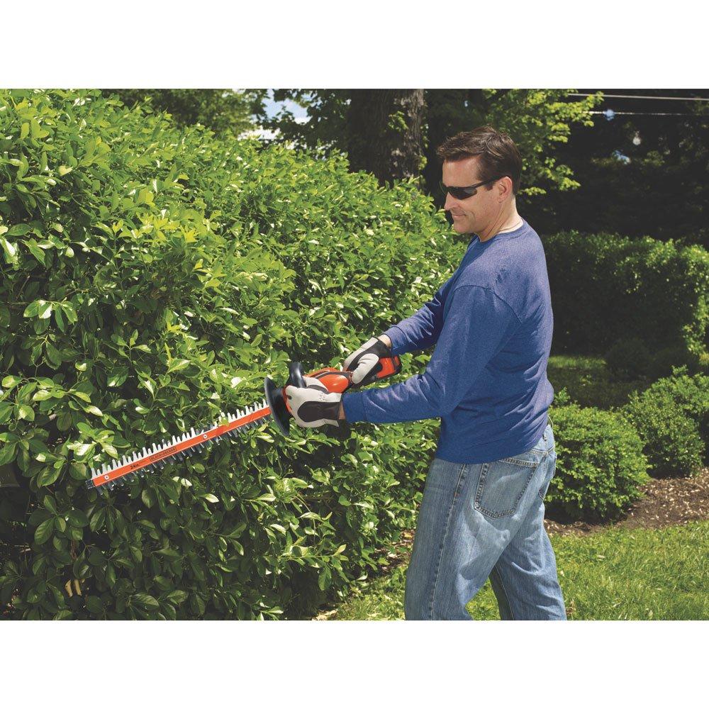 """BLACK+DECKER LHT2436 40V Cordless Hedge Trimmer, 24"""""""