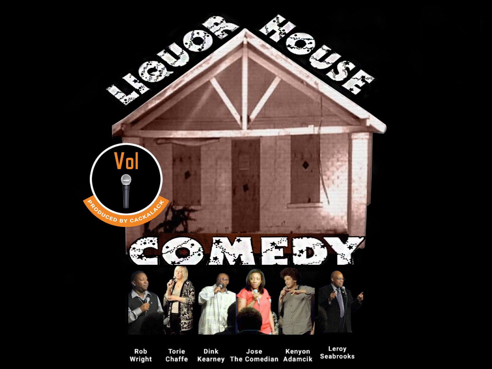 Liquor House Comedy on Amazon Prime Instant Video UK