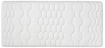 VitaSan 3273246602 Viscoelastische 7-Zonen-Matratze Elegant H2, 90 x 200 cm
