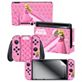 Controller Gear Skin & Screen Protector Set - Super Mario
