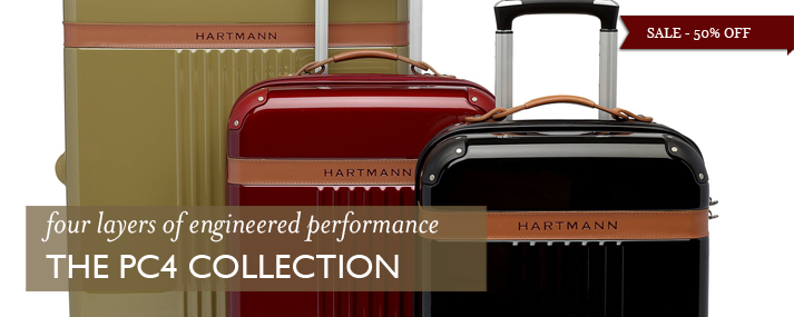 four layers of engineered performance - The PC4 Collection