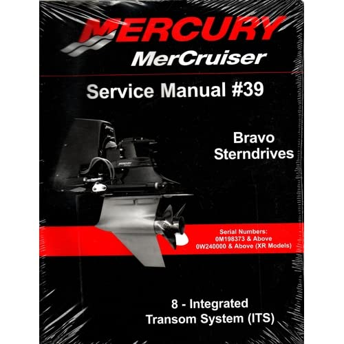 Mercury mercruiser service manual 39 bravo sterndrive for Mercury motor serial number lookup