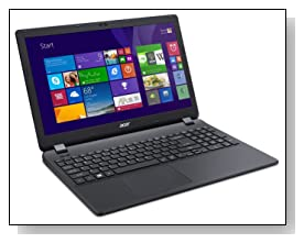Acer Aspire ES1-512-C323 15.6 inch E Series Laptop Review