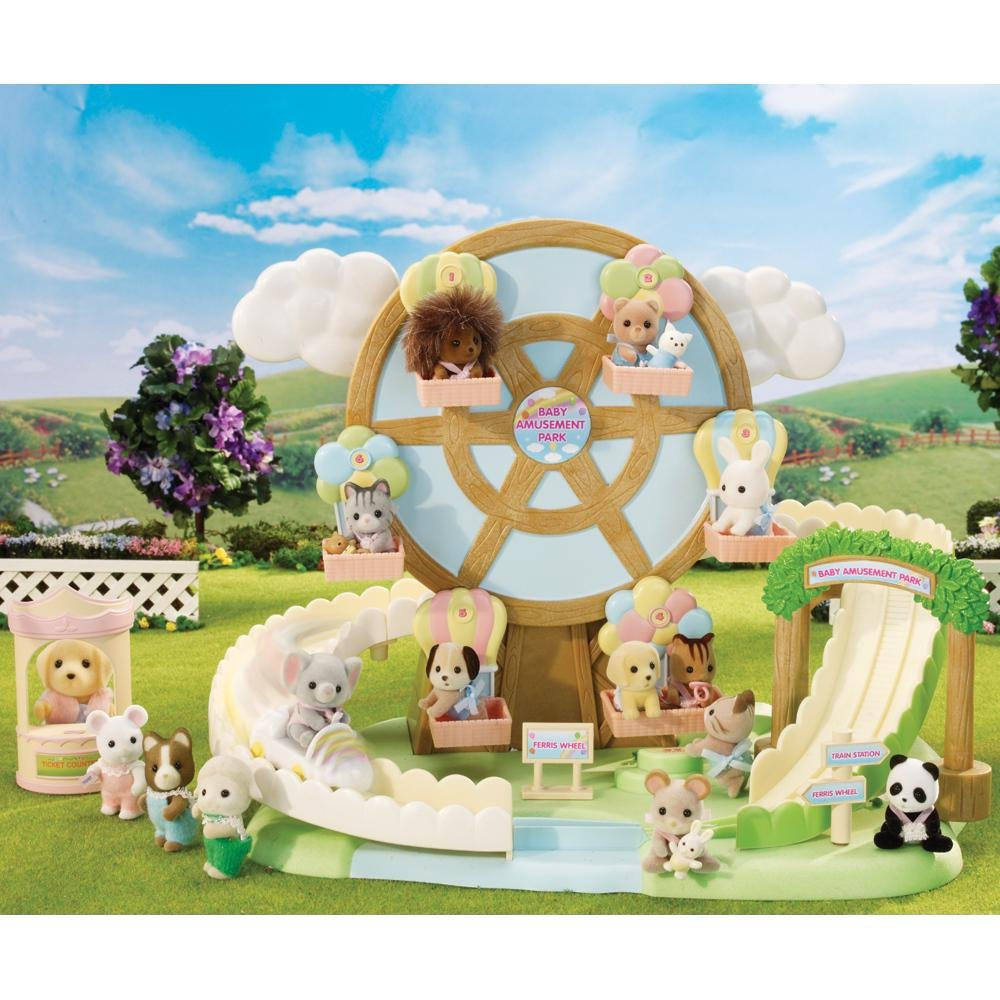 Calico Critters Baby Amusement Park