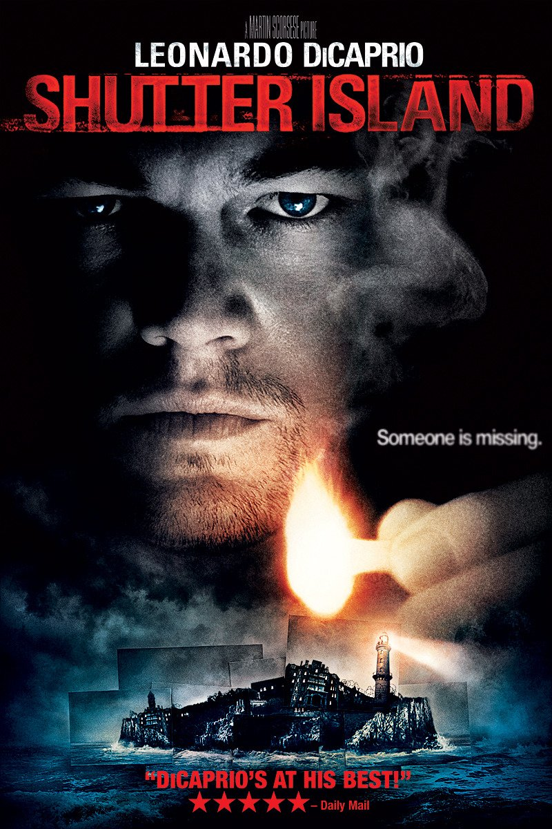 Shutter Island on Amazon Prime Instant Video UK