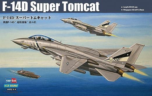 Maquette avion : F-14D Super Tomcat
