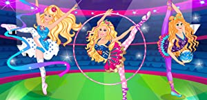 Gymnastics Competition from Dress Up Mix