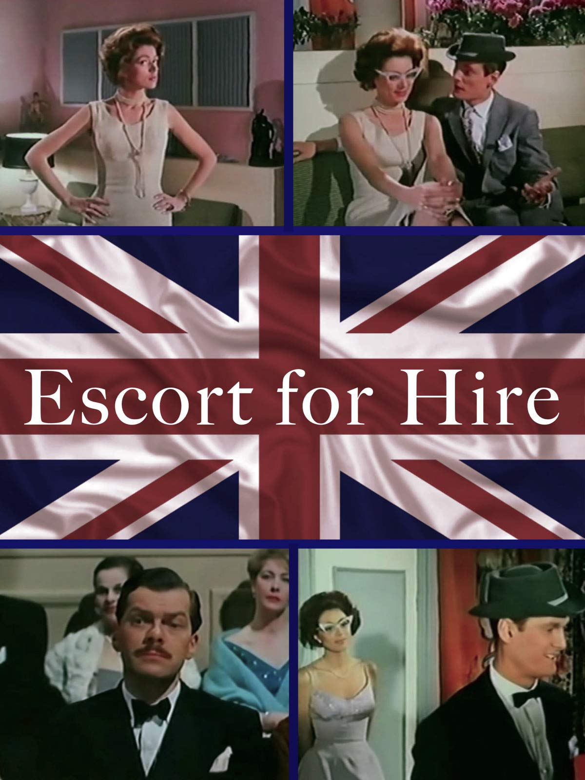 Escort for Hire on Amazon Prime Video UK