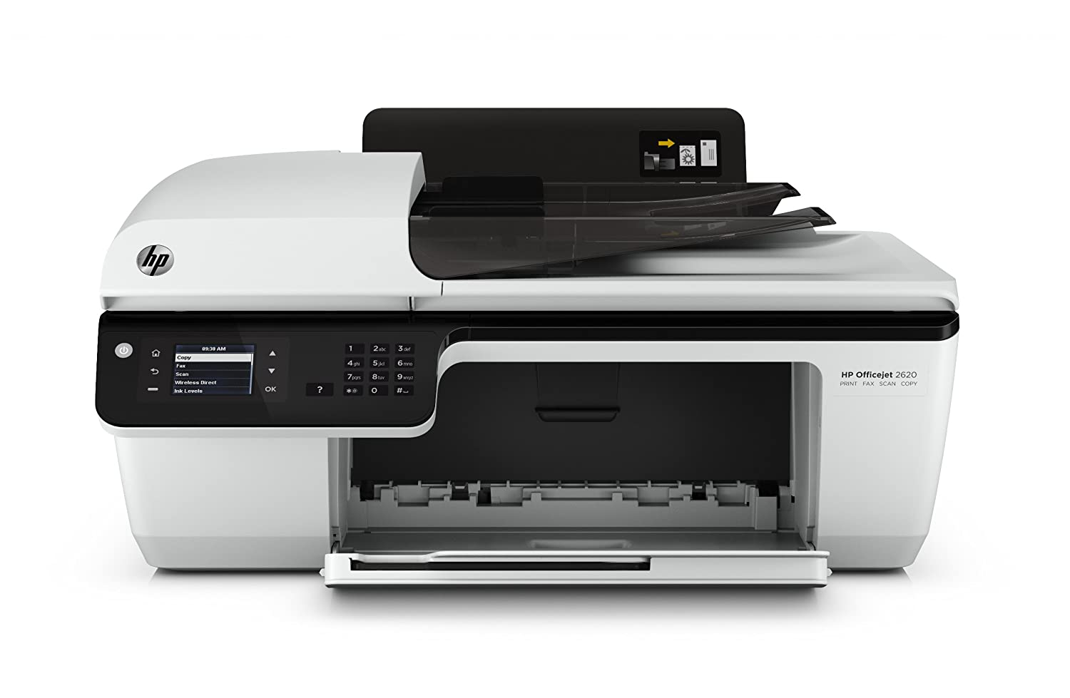 HP Officejet 2620 All-in-One Multifunktionsgerät