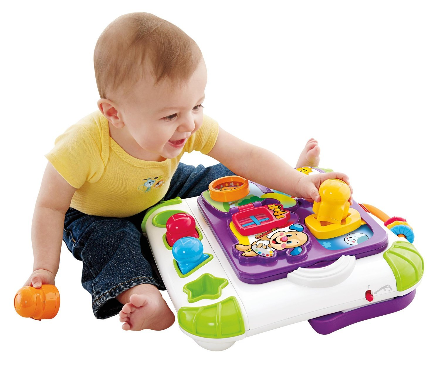 Fisher-Price Laugh and Learn Apptivity Creation Center
