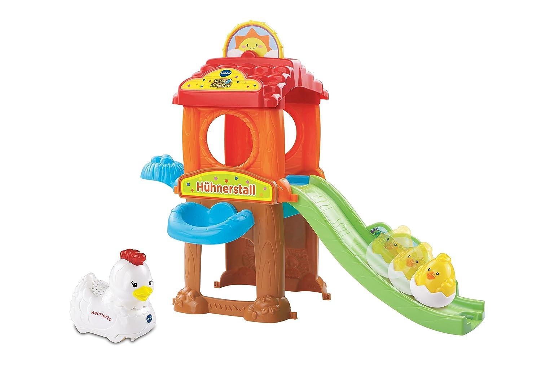 VTech 80-165404 – Tip Tap Baby Tiere – Hühnerstall günstig