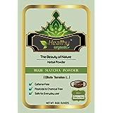 iHealthyOrganic Organic Blue Matcha Tea Powder (Premium Grade 8 oz.) (Color: Blue, Tamaño: 8 OZ.)