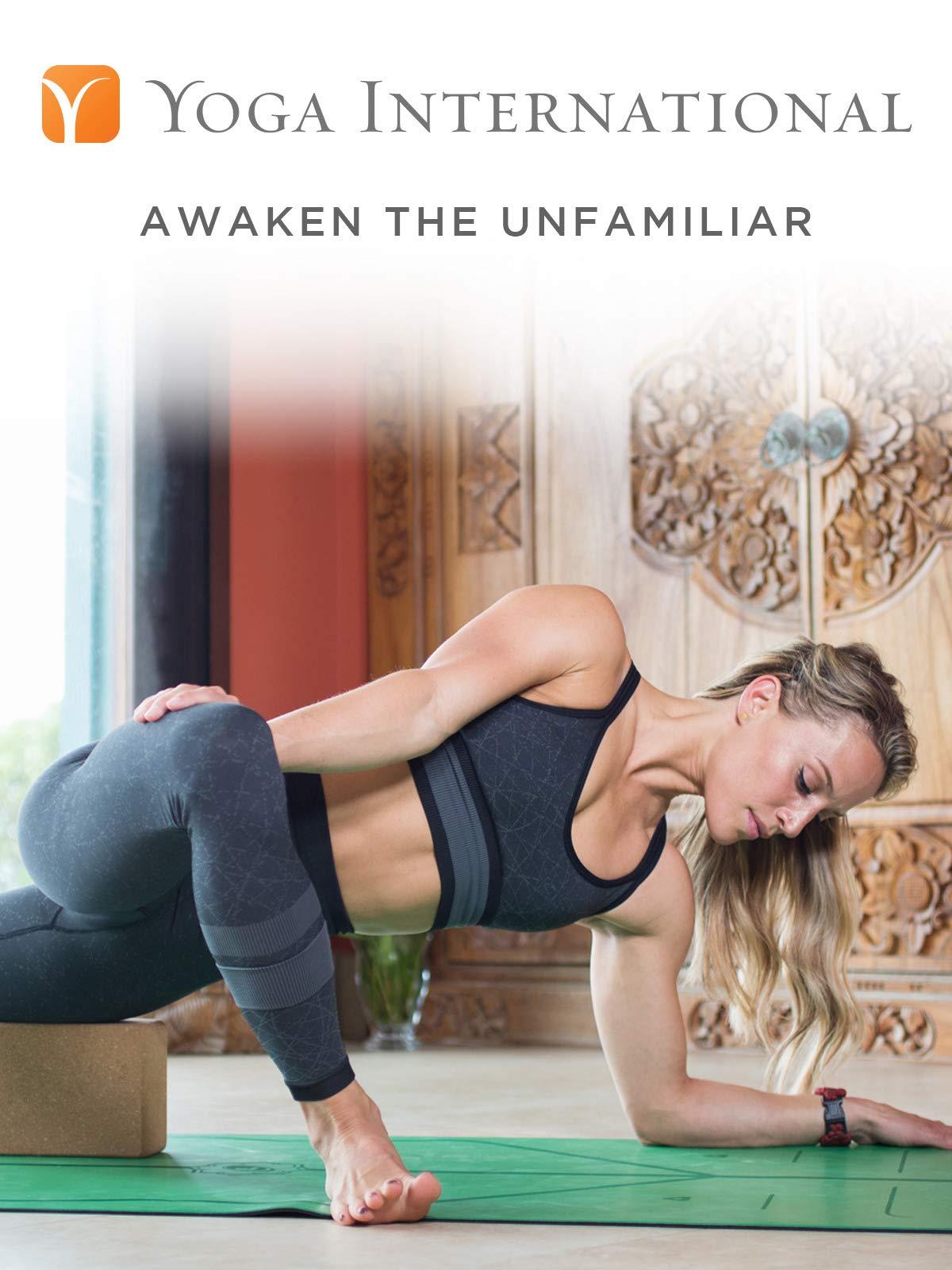 Awaken the Unfamiliar on Amazon Prime Instant Video UK